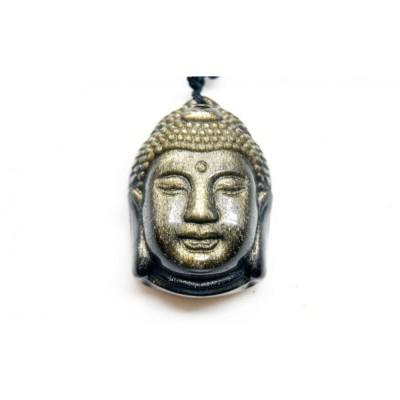 Pendentif tête Siddhartha...