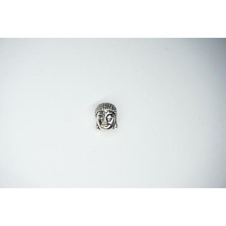 Perle de bouddha en métal