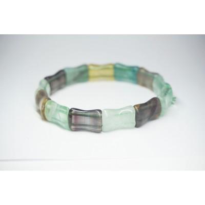 Bracelet Fluorine Bambou