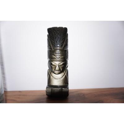 Statue aztèque en...