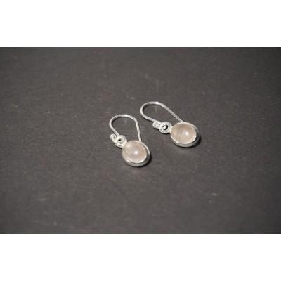 Boucles d'oreilles Quartz...