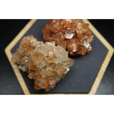 Cristaux d'Aragonite