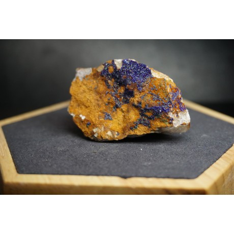 Azurite Malachite en Brute