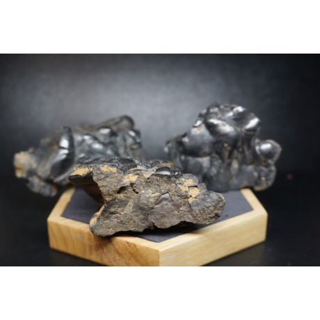 Hématite en pierre brute