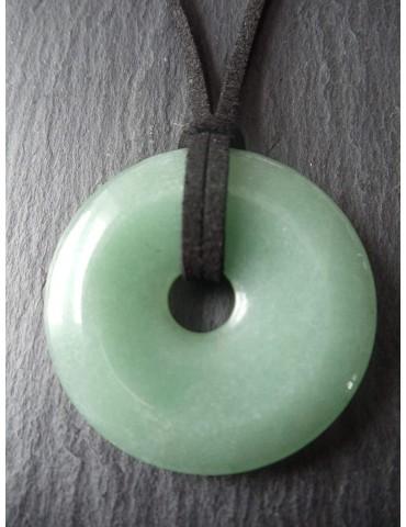 Pendentif Aventurine donut