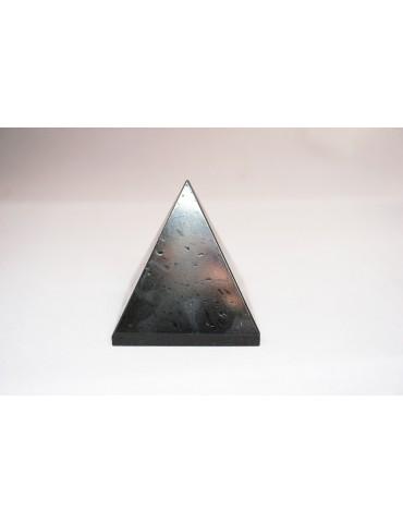 Pyramide en Tourmaline Noire
