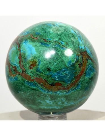Sphère chrysocolle