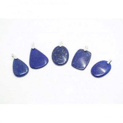 Pendentif Lapis-Lazuli avec...