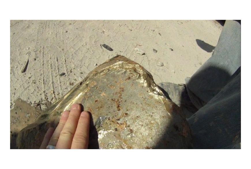 Les mines d'obsidienne et l'extraction